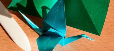 Curso de origami para regalos de amor