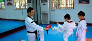 Curso de Taekwondo básico