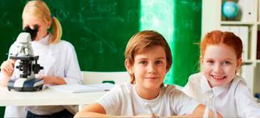 Curso de experimentos físicos y químicos para niños