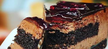 Curso de recetas de postres con chocolate