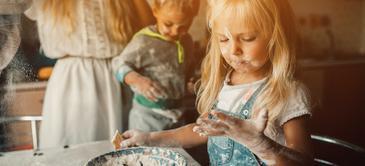 Curso de recetas de cocina divertidas para niños: parte 2
