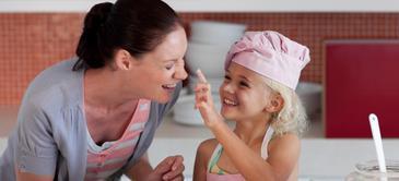 Curso de recetas divertidas de helados para niños