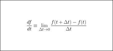 Curso de derivadas completo