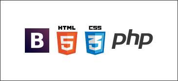 Curso de desarrollo web con Bootstrap, HTML5, CSS3 y PHP