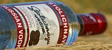 Curso de preparación de bebidas con vodka