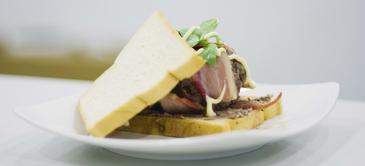 Cursos de recetas de sandwiches
