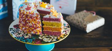 Curso de decoración de pasteles para niños