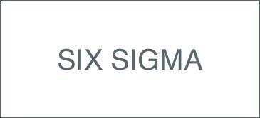 Curso de metodología six sigma