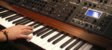 Curso de sintetizador musical con Harmor