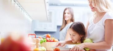 Curso de recetas fáciles para niños